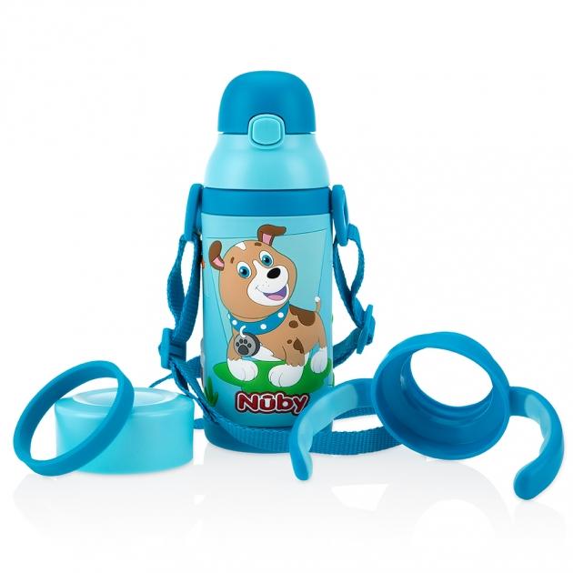 3D超輕量杯(細吸管)-憨憨犬 3