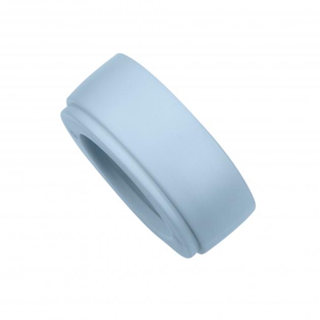 直立式矽膠餵食器(藍/粉) 7